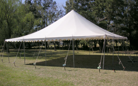 9m x 9m Marquee