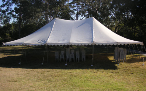 9m x 13m Marquee
