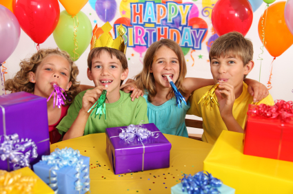 Hire equipment for your next children's party