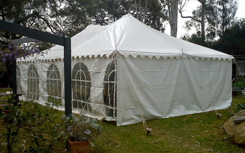Lawn Marquee